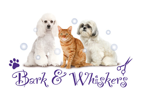 Bark & Whiskers Logo